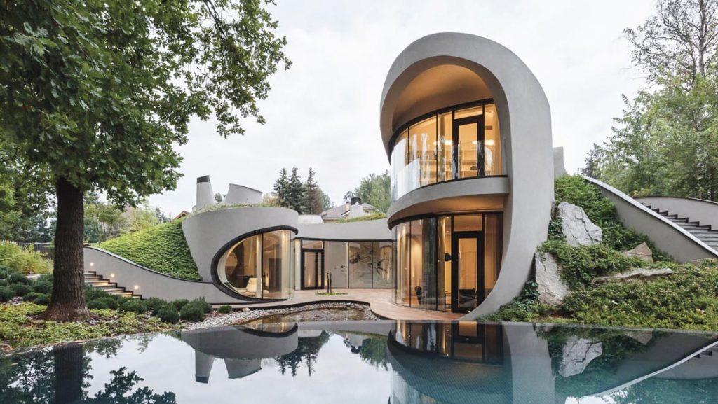 Mơ thấy ngôi nhà