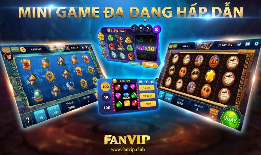 Fanvip – Cổng game đổi thưởng mới lạ nhất 2021