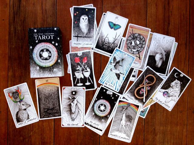 Lá bài The Moon (18 ) – tường giải Tarot – Sự lừa dối, ảo tưởng, sợ hãi