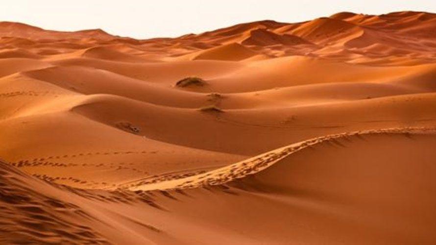Nằm mơ thấy sa mạc – Ý nghĩa và con số may mắn của giấc mơ thấy sa mạc