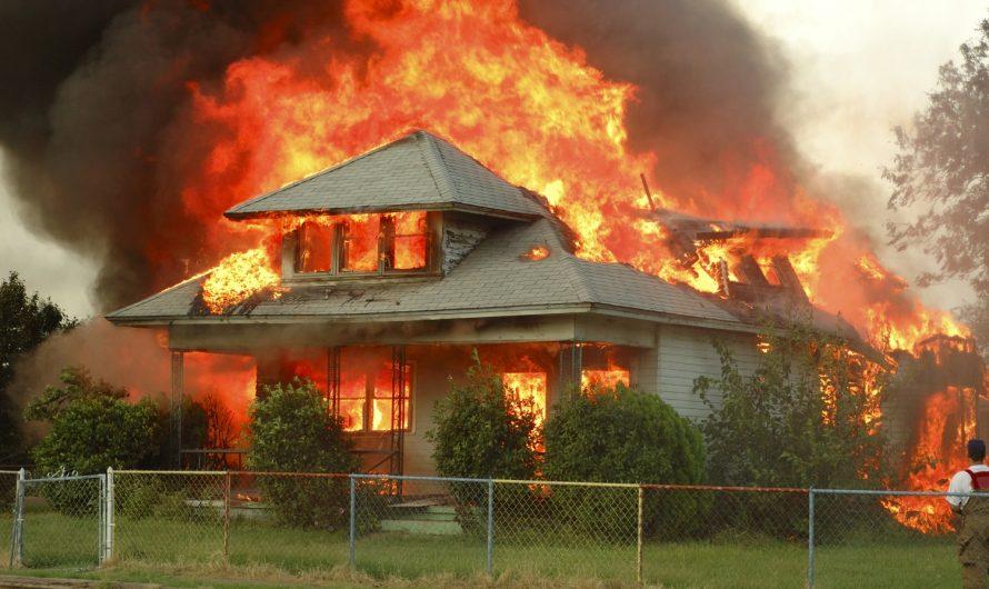 Nằm mơ thấy cháy rụi có ý nghĩa gì? Đánh lô đề con nào?